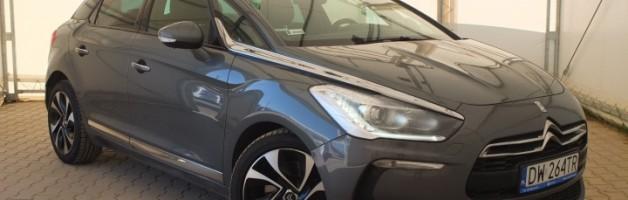 CITROEN DS5 2.0 HDi SportChic aut, 2013, hatchback