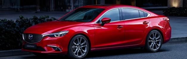 Nowa Mazda 6 z rabatem aż -18%