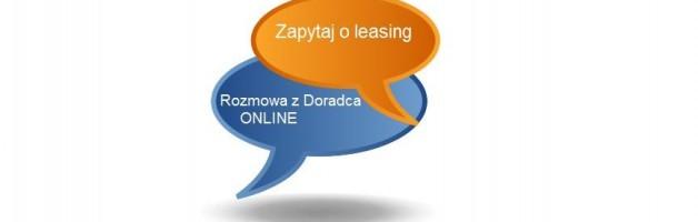 CZAT z Doradcą Leasingowym