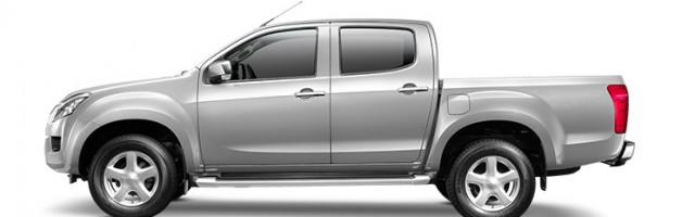Specjalna oferta leasingu samochodu ISUZU D-Max