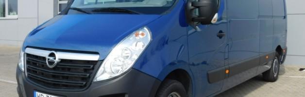 OPEL Movano CDTI L3H2, 2013, furgon, wysoki dach