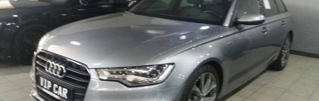Ostatnio sfinansowe – Audi A6 Avant