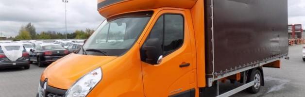 Ostatnio sfinansowane – Renault Master