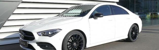 """Z serii """"Ostatnio sfinansowane"""" – Mercedes CLA 220"""