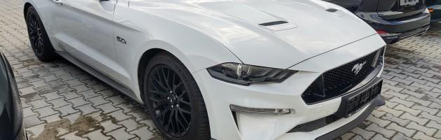 """Ostatnio sfinansowane"" – nowy Ford Mustang 5.0 GT Convertible"