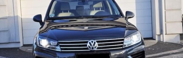 Ostatnio sfinansowane -VW Touareg