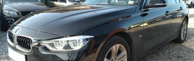 Ostatnio sfinansowane – BMW 330i xDrive