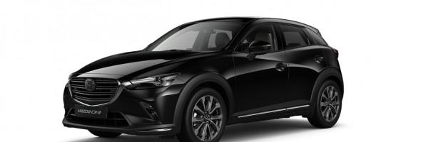 Nowa Mazda CX-3. Dostępna od ręki z rabatem.